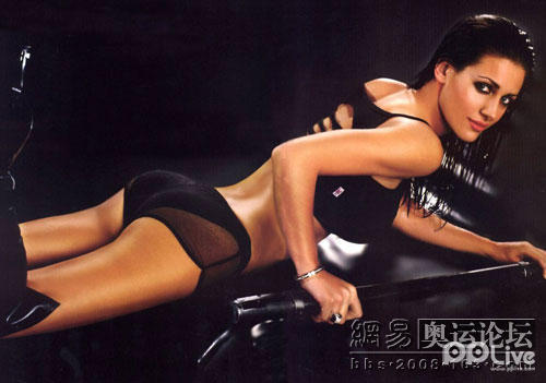 世界各国性感靓丽美女奥运主持人 - lx3com - lx3com太上老君的博客